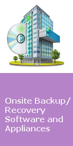 Onsite Backup Recovery