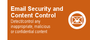 Email Security and Content Control