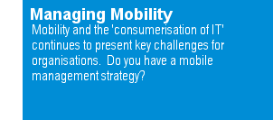 Managing Mobility