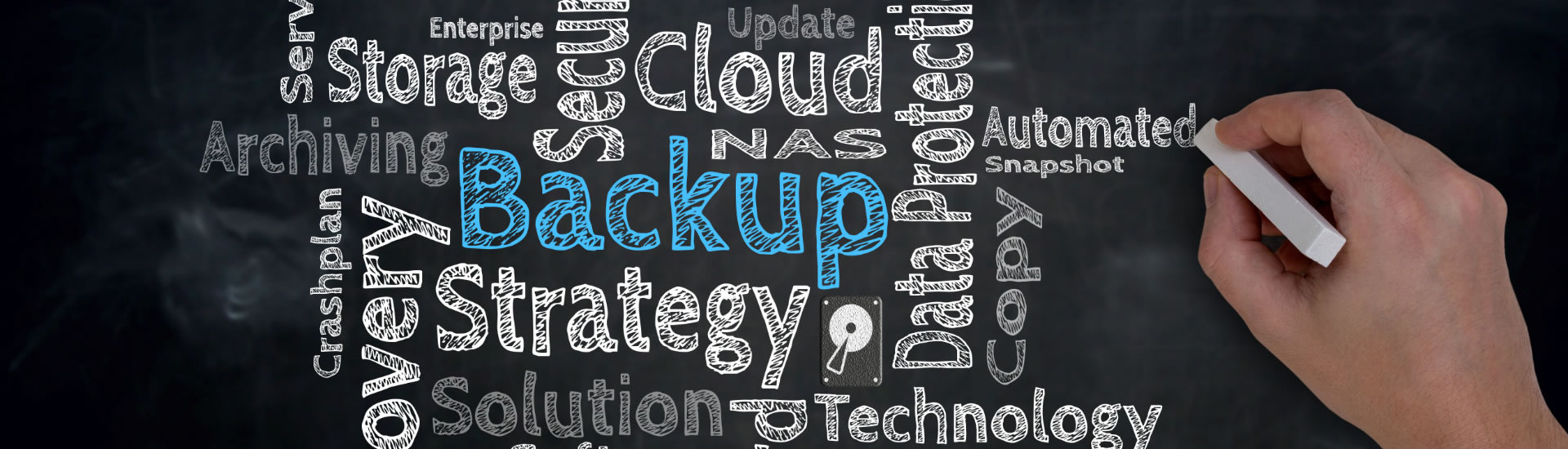 Backup & Disaster Recovery Services – Birmingham – Tek-nology Solutions